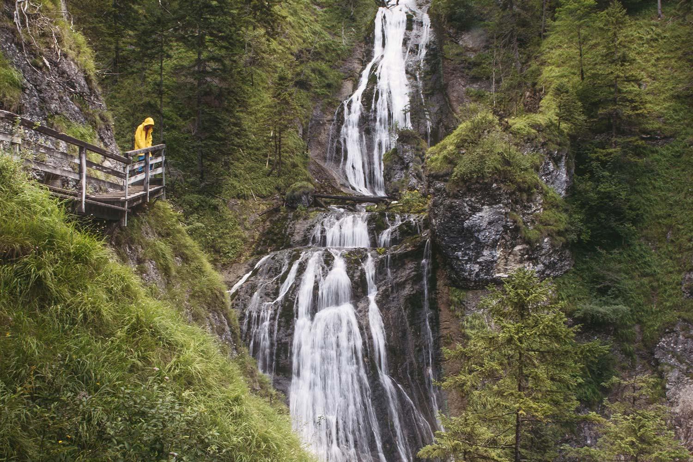 Wasserlochklamm Palfau - GeoPark Ausflugsziel