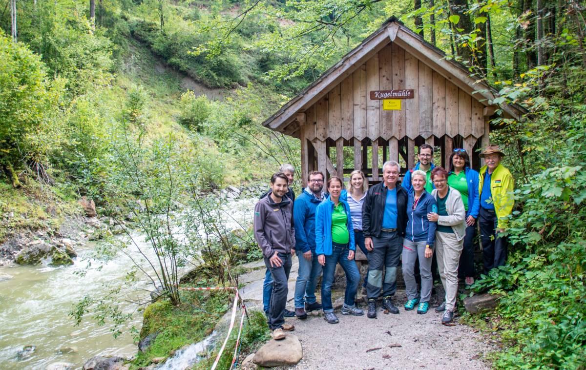 Landesrat zu Gast in der Steirische Eisenwurzen